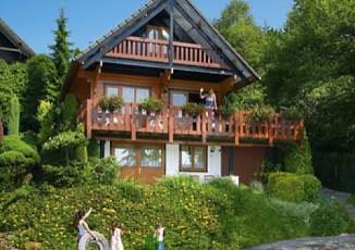 Fins Vakantie Huis : Fins chalet op panoramacamping vakantiehuis